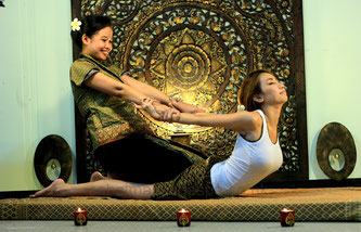 traditional thai massage shrewsbury