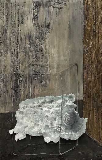 Kunst von Brigitte Mekelburg/RAUMKONSTRUKTION