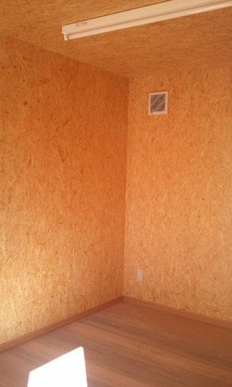 【OSB ボードについて】コンテナ コンパネ DIY 断熱材 防音 趣味 部屋 ペット 小屋