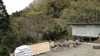 滋賀県高島市 中古コンテナ20ft現状品2本納品