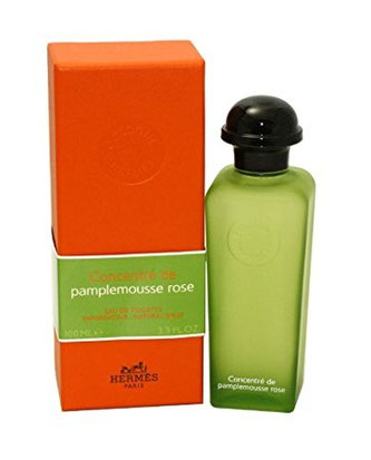 2012/2013 : CONCENTRE DE PAMPLEMOUSSE ROSE - EAU DE TOILETTE 3,5 ML
