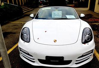Auto, Porsche