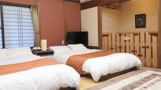 寝心地がとてもいいアメリカSerta社製のベッド