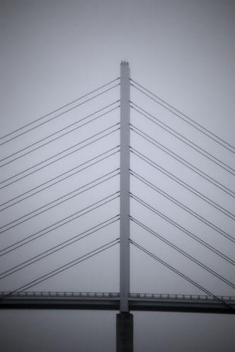 Stralsund Rügen Rügenbrücke mecklenburg vorpommern strelasund ostsee brücke graue trübe tage fotografieren lernen