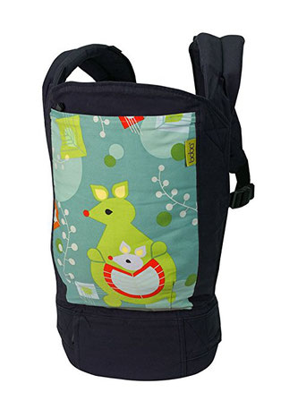 Boba 4G Baby Carrier for Travel With Baby