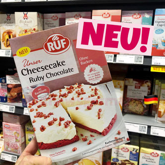RUF Cheesecake Ruby Chocolate