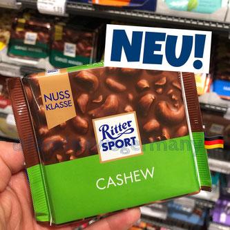 Ritter Sport Schokolade Cashew