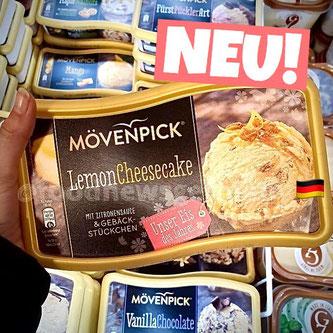 Mövenpick Eis des Jahres Lemon Cheesecake