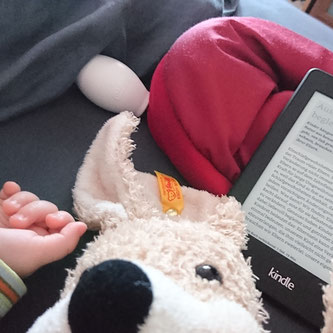 #12von12 #7von12 Mittagsschlag Einschlafbegleitung Kindle