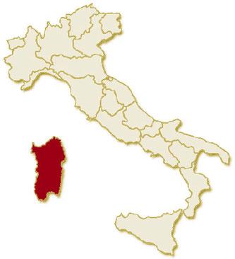 Italia regione Sardegna