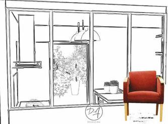 d cor z ame d corateur d 39 int rieur montpellier h rault d coration d 39 int rieur st g ly du. Black Bedroom Furniture Sets. Home Design Ideas