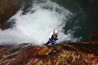 Canyoning・Shower Climbing・Rafting Tour