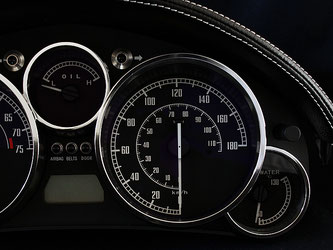 NC用ELゲージTYPE-002 (180km/h仕様車対応・ブラック)