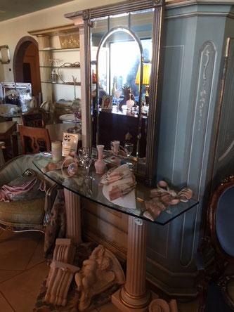 イタリア家具ショールーム