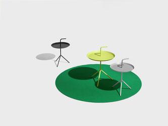 table hay eclat mobilier
