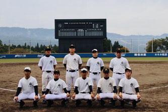 〈写真〉見附野球クラブ
