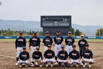 〈写真〉小千谷ベースボールクラブ