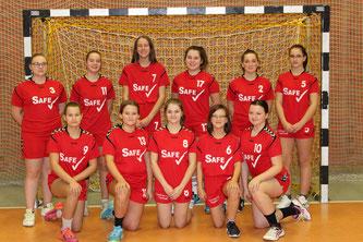 SV 63 Brandenburg-West weibliche C-Jugend 2018/2019