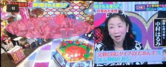 TBSテレビ出演の夫婦円満コンサルタント中村はるみ