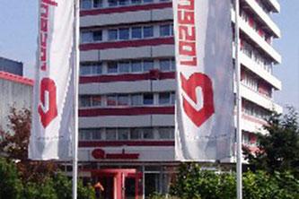 Firmengebäude Rosenbauer