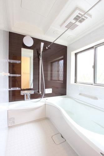 音響システム付バスルーム