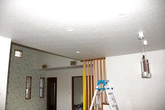 LED照明器具設置