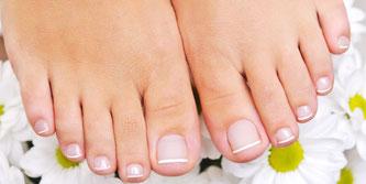 Soins de pédicurie Podlogie traitement des mycoses ongles incarnés douleurs de pied verrue plantaire