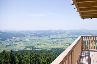 Alpenblick bei Ulrichsberg (c) TVB Böhmerwald