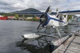 Prince Rupert, Seaplane, Wasserflugzeug, Canada,  www.danielkneubuehl.com, Photographer/Fotograf: Daniel Kneubühl