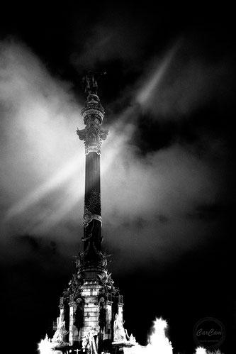 Barcelone, black and white, noir et blanc, travel, CarCam, Art, je shoote, street photography