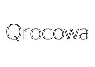 Qrocowaのブランドロゴ画像