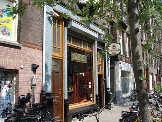Coffeeshop Weedshop Greenhouse Tolstraat Amsterdam