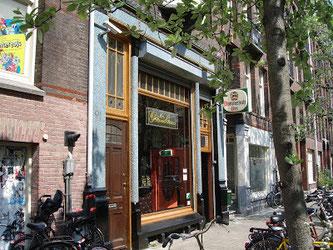 Coffeeshop Weedshop Greenhouse Tolstraat Amsterdam