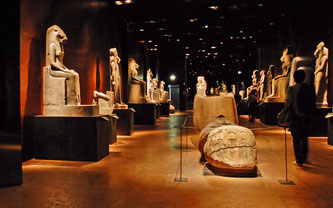 Museo Egizio  Musée egyptologique Turin