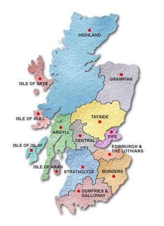 Scozia Cartina Fisica.Informazioni Utili Sulla Scozia Benvenuti Su Goccediperle