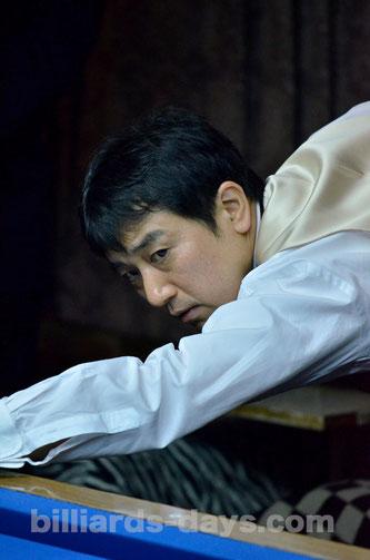 6th : Ryuji Umeda 暫定6位:梅田竜二