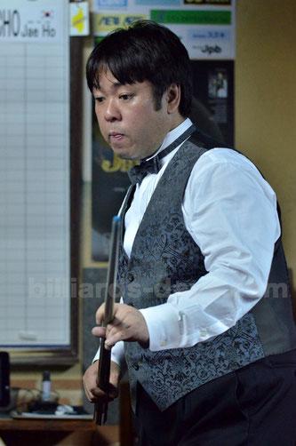 Runner-up / Tokuyuki Tanabe, Japan