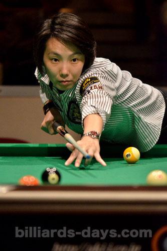 Women's Division Winner Chihiro Kawahara
