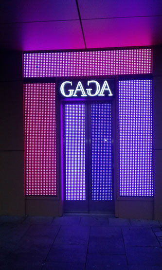 Gaga Bar & Nightclub - Hamburg Spielbudenplatz 21/22