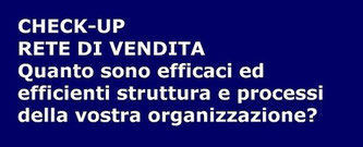 Check-Up Rete Vendita