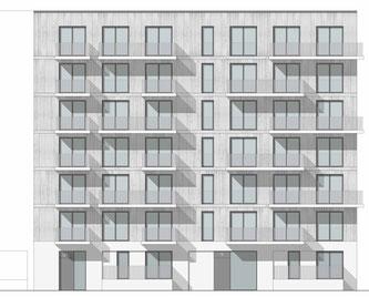 dgk architekten Holzbau Holzfassade Wohnungsbau