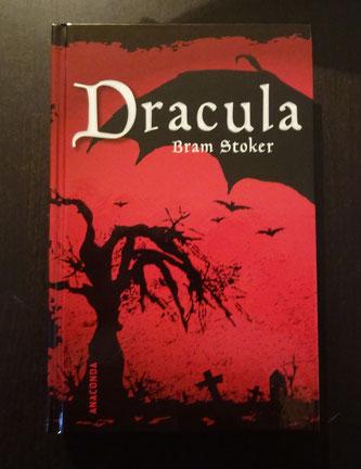 Dracula von Bram Stoker, Anaconda Verlag, 7,95 €