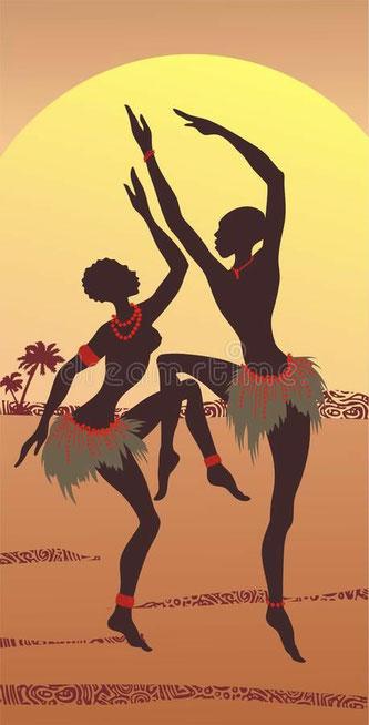 danza, corpo, cultura africana