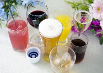 A variety of alcohol drinks, Mexican Dining Otra, HibiyaOedoMatsuri