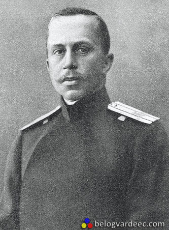 Командующий 4-м Донским Конным Корпусом (после смерти Мамантова)Павлов Александр Александрович