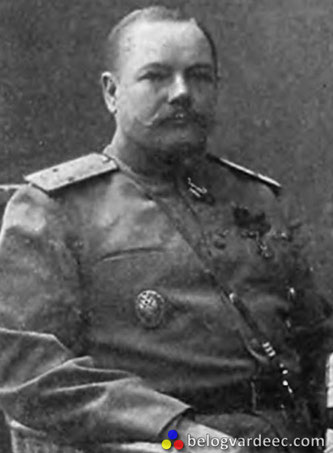 Военный министр Кубанского правительства Болховитинов Леонид Митрофанович