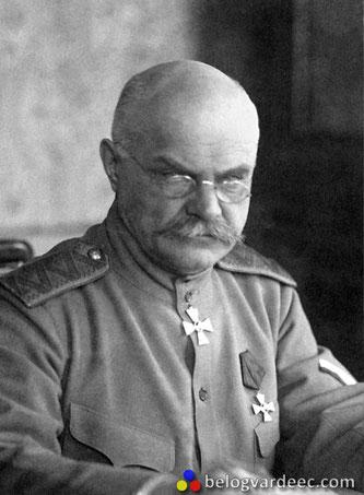 Драгомиров Абрам Михайлович командующий войсками Киевской области