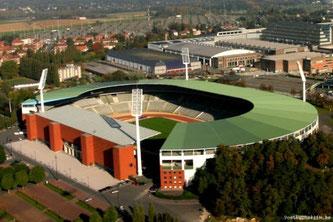 Stade du Heysel, avenue de Marathon 135 à 1020 Laeken