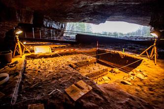 Archäologische Reise Altamira