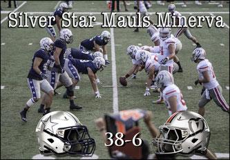Silver Star (38) - (6) Minerva